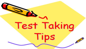 testing tips graphic